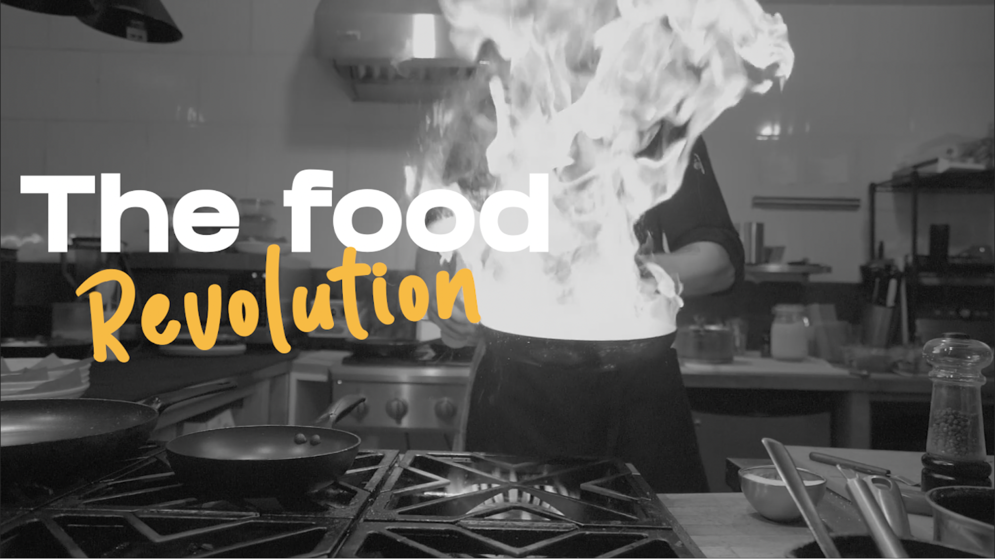 The Food Revolution – Video/Podcast