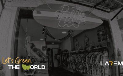 Bohío Playa, la colombiana que convierte botellas en camisetas