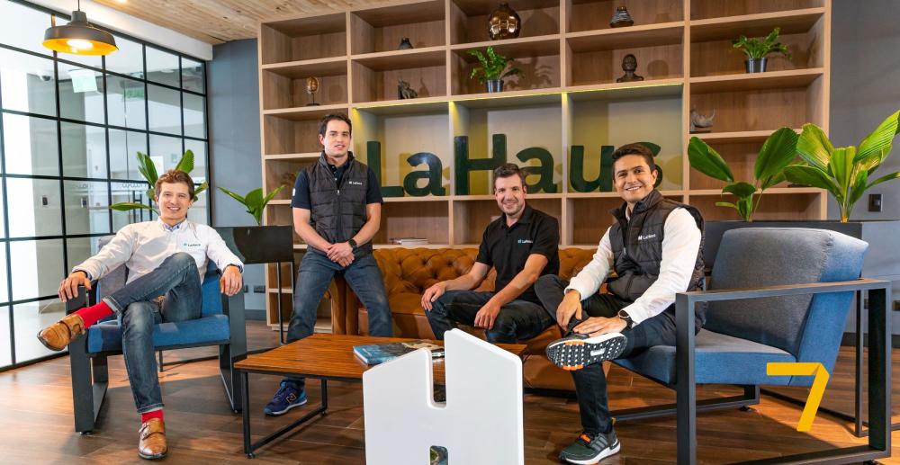 La Haus cierra inversión por USD 35 millones marcando historia en Colombia