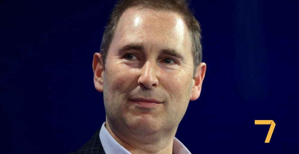 Amazon cambia de CEO apuntando a nuevas perspectivas de negocio