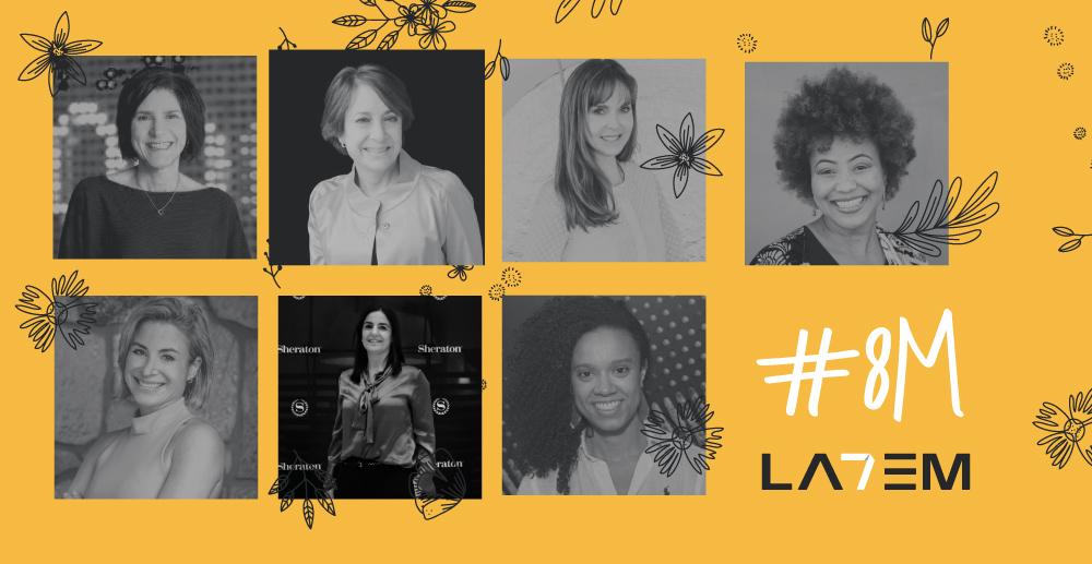7 mujeres que reflejan el liderazgo femenino en América Latina
