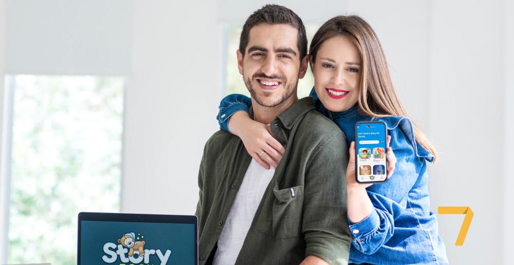 Storybook recauda inversión por USD 1.2 millones con una app de masajes para niños