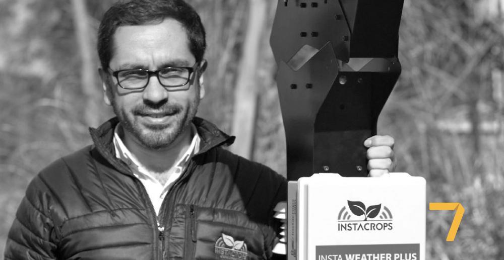 Instacrops cierra USD 2.8 millones marcando un hito en industria agtech chilena