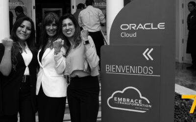 Oracle selecciona 11 mujeres líderes de startups en Colombia dentro del programa Academia de Ventas