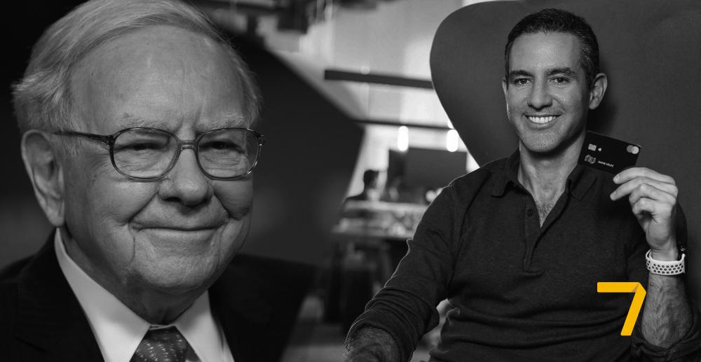 Nubank recibe USD 750 millones en extensión de Serie G sumando a Warren Buffett como inversionista