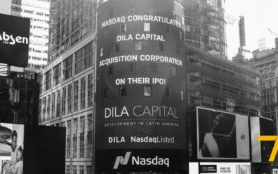 Dila Capital se hace pública mediante una figura de SPAC levantando USD 55 millones