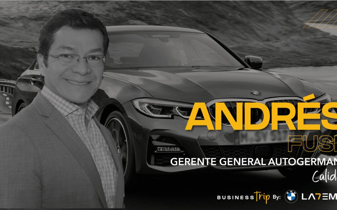 Business Trip: Andrés Fuse, Gerente General Autogermana