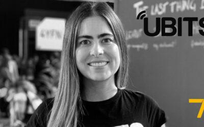 Marta Forero busca que UBITS sea la primera edtech B2B de América Latina