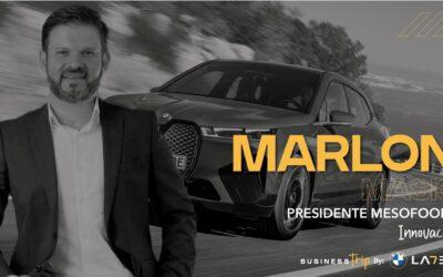 Business Trip: Marlon Masis, CEO Mesofoods