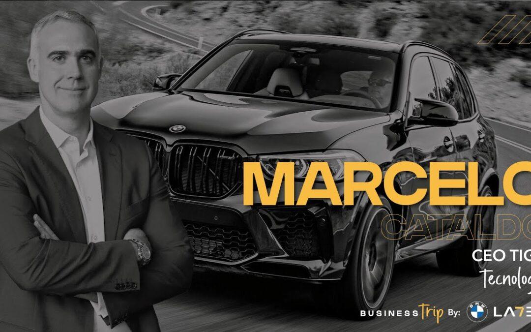 Business Trip: Marcelo Cataldo, CEO de TIGO