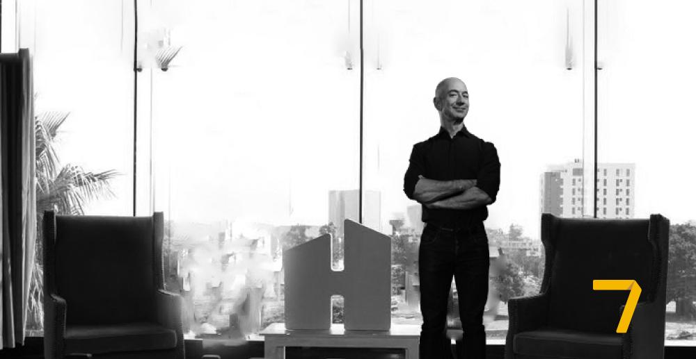 Jeff Bezos lidera inversión de USD 100 millones en la proptech colombiana La Haus