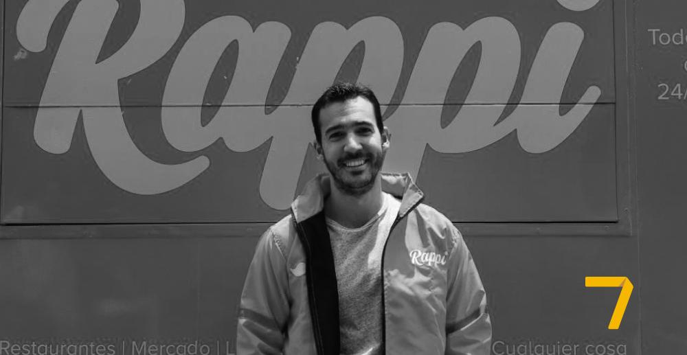 Rappi cierra Serie F por USD 500 millones y se convierte en la quinta startup más valiosa de América Latina