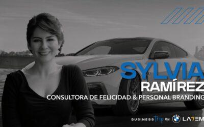 Business Trip, Temporada #2, Mujeres: Sylvia Ramírez, Consultora de Felicidad Corporativa