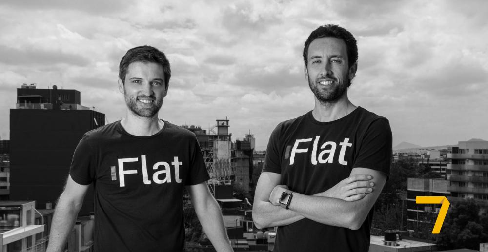 Flat levantó financiación de USD 20 millones con la idea de ser el siguiente unicornio mexicano