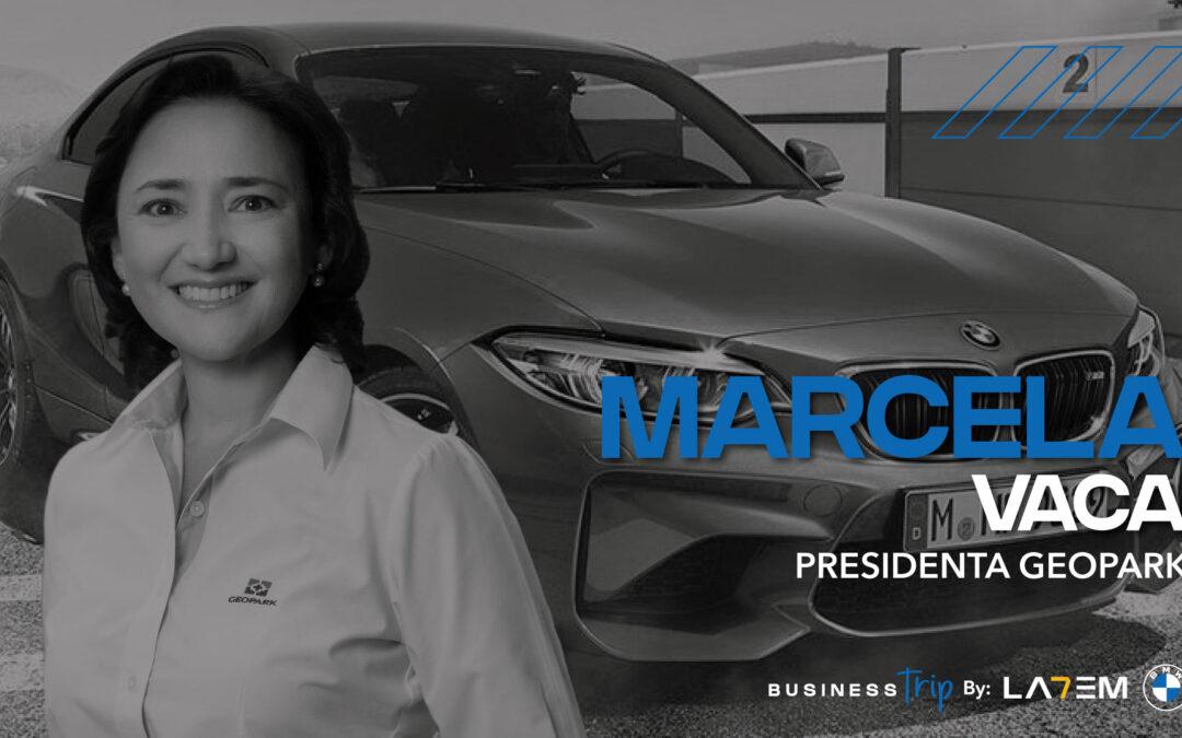 Business Trip Temporada #2 Mujeres: Marcela Vaca, Presidenta GeoPark