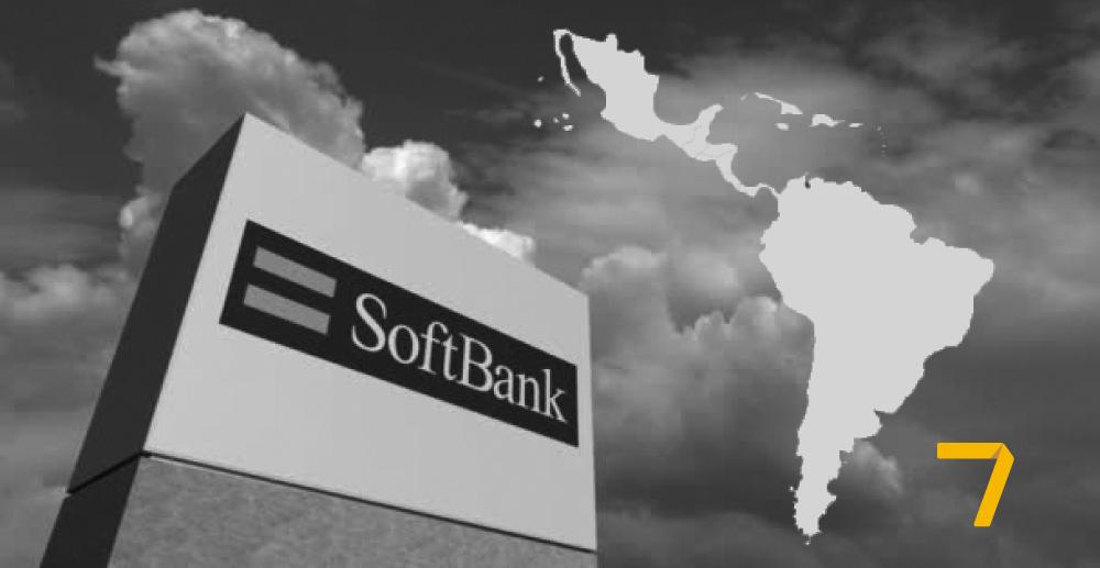 Softbank crea fondo de USD 3 billones para reforzar apuesta por América Latina