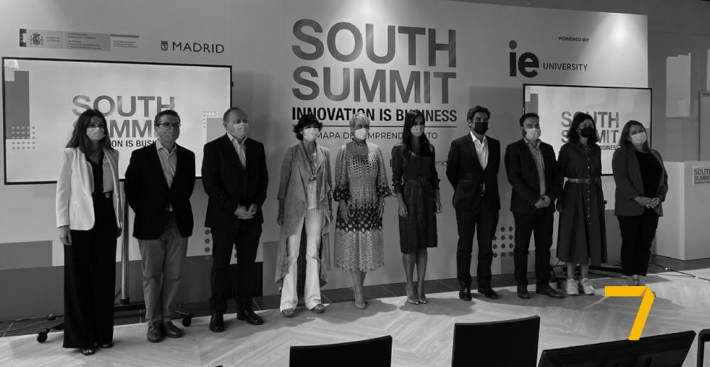 South Summit revela un ecosistema de emprendimiento maduro previo a su gala de octubre