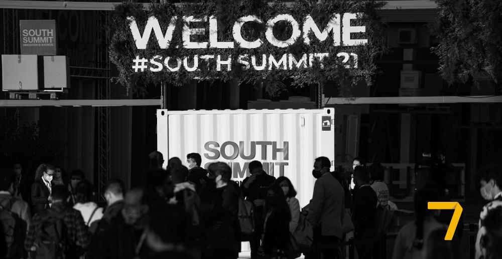 South Summit 2021 logró cartera inversionista de USD 135 billones